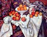 Play Jigsaw Puzzle: Still Life With Apples And Oranges