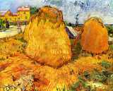 Play Jigsaw Puzzle: Haystacks In Provence2
